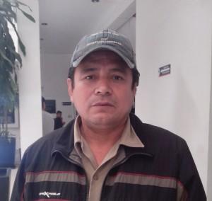 Trabajadores de la COMAPA doblan turno para poder reparar lo colapsado