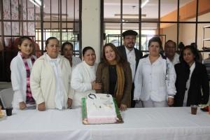 Celebran a las Enfermeras del DIF Altamira en su Día