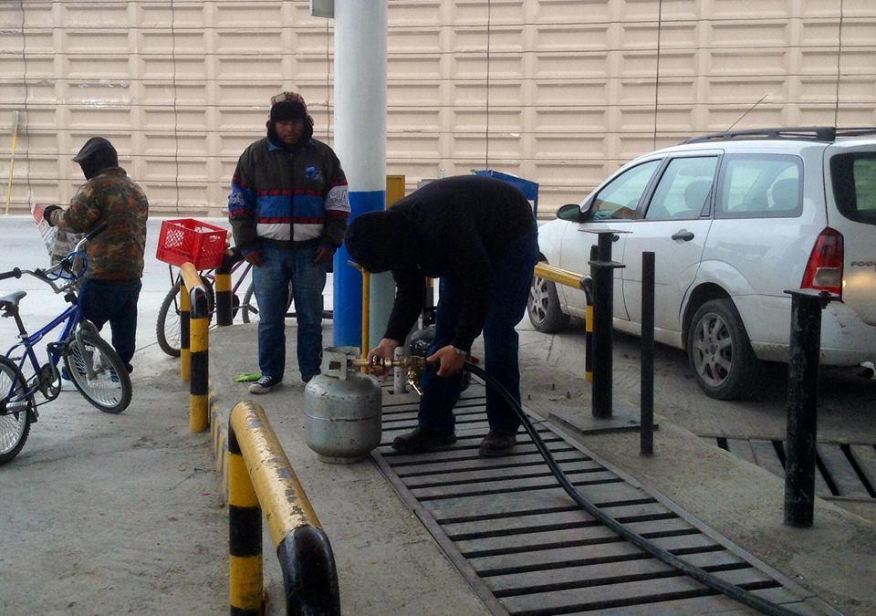 Nuevo desabasto de gas en Matamoros