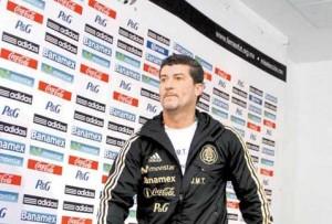 """Chepo"" feliz por pase de México al Mundial"