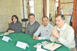 El Instituto de Transparencia y Acceso a la Información Pública en Tamaulipas ofrece curso de capacitación a servidores públicos del Ayuntamiento.