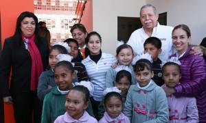 * Pusieron en marcha los trabajos de infraestructura de dos centros asistenciales, e inauguraron el edificio de la Unidad de Adopciones así como la remodelación de la Casa Hogar del Niño.