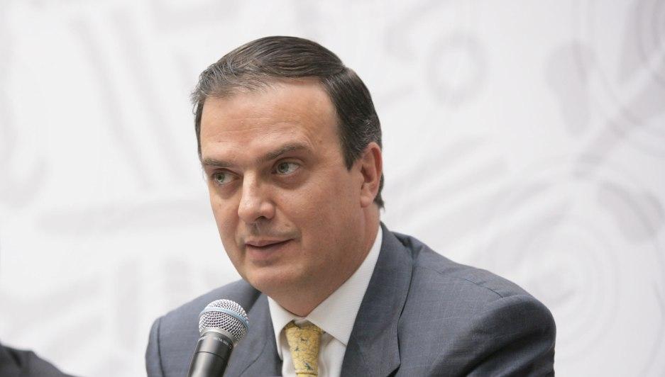 Después de su llamado a unificar las izquierdas, Ebrard tiene en mente contender para la Presidencia de la República en 2018.
