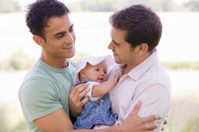 Adopcion entre homosexual en mexico