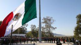 1 evento a la Bandera Nacional