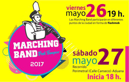 imagen marching band